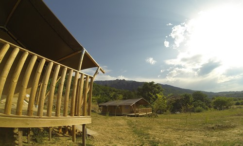 Camping du Caroux