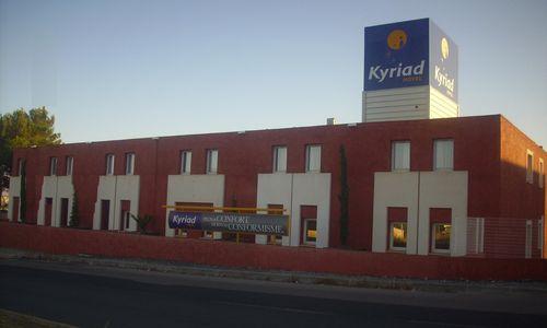 Hôtel Kyriad Sète - Balaruc - façade 2