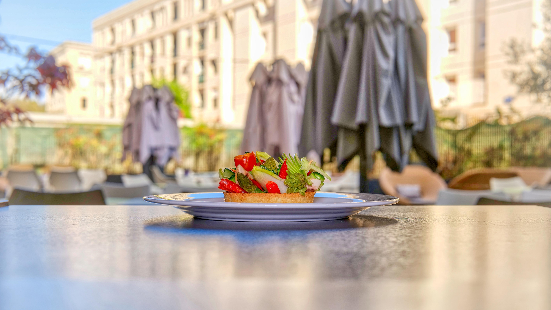 restaurant coté terrasse
